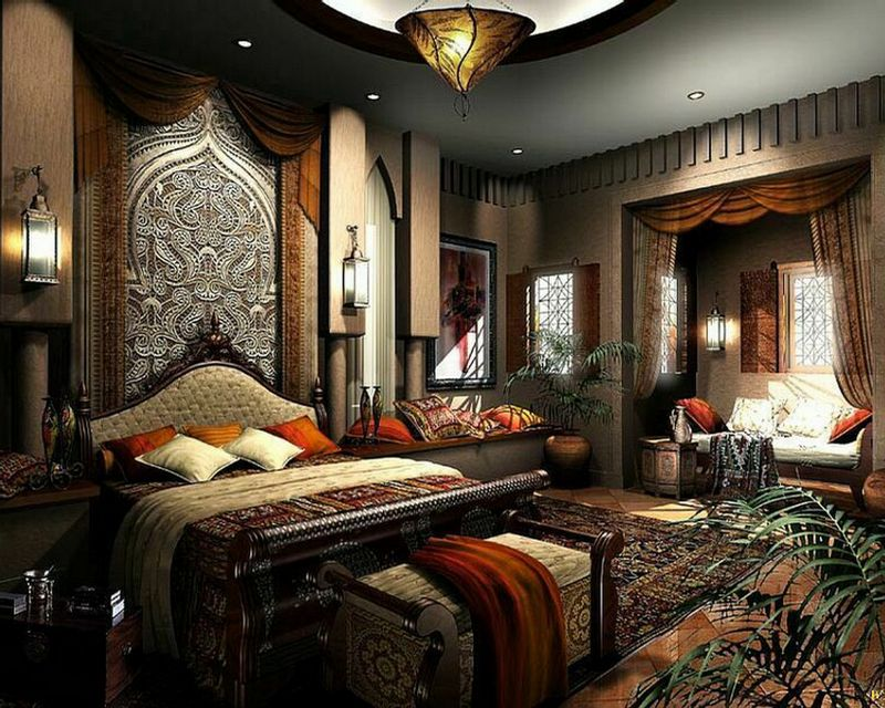 Digital20Art  Bedroom - Japon Yatak Odalar�!...