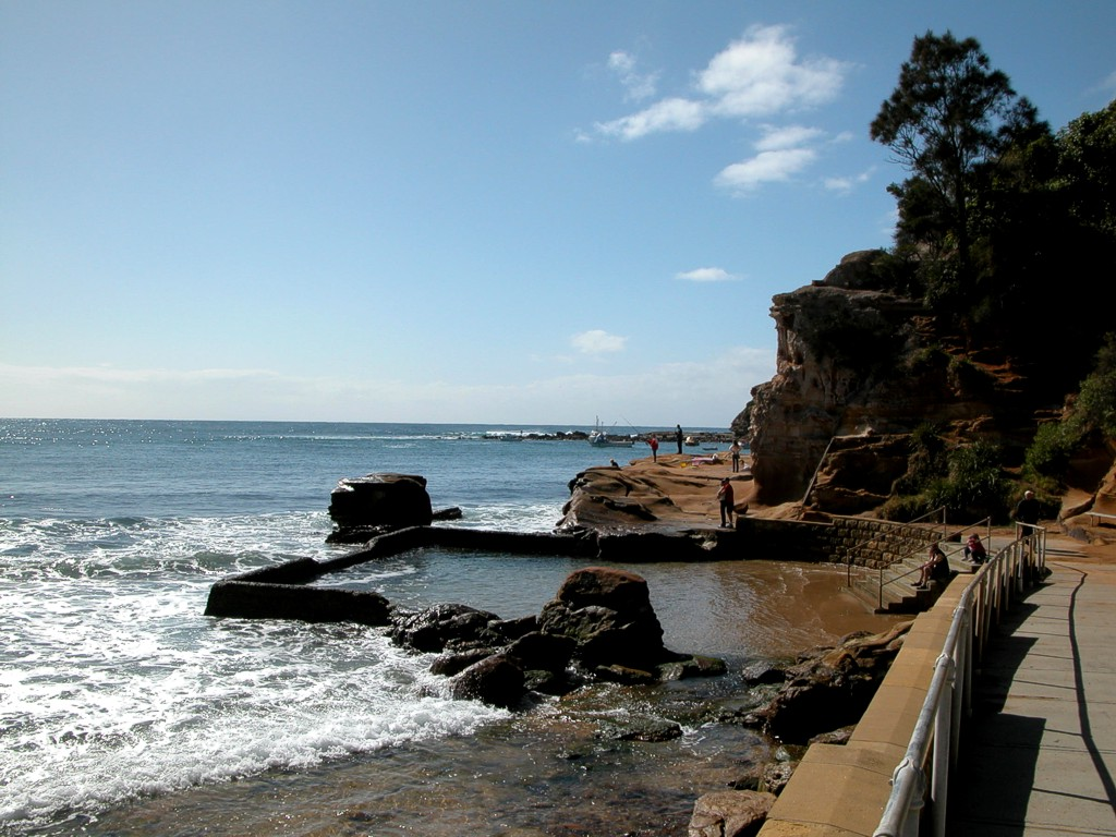 New South Wales Terrigal Beach Wallpaper